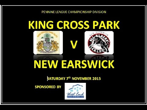 King Cross Park RLFC v New Earswick All Blacks