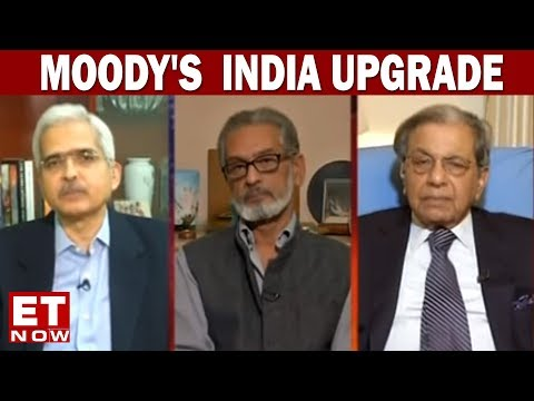 India Development Debate | India's first Moody's Upgrade | Best of India Inc and Policy Makers
