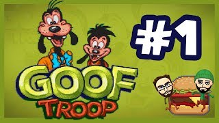CO-OP VERTIER - #1 - Goof Troop (SNES)