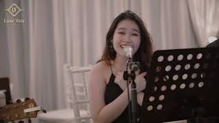 Hanya Kamu - Ayu Ting Ting ft Boy William Ost. Dimsum martabak (Cover by Luxe Voir Entertainment)