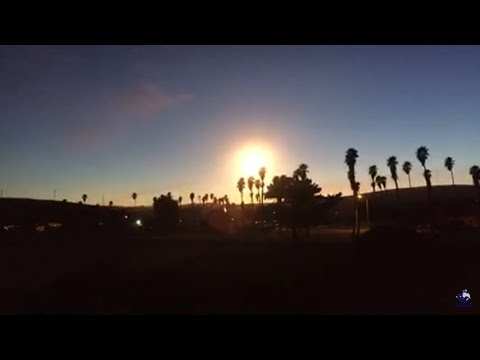 SpaceX Launch • FEEL the HEAT • Recorded LIVE from Vandenberg AFB