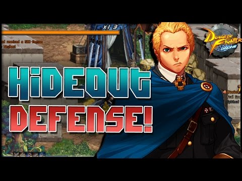 DFO - Guild Hideout Defense Overview!
