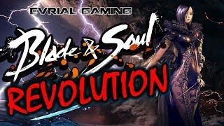 Новая Blade and Soul REVOLUTION Мобильная MMORPG 2018