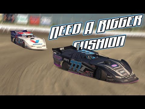 iRacing - Season Two Build - Super Late Model @ Limaland Motorsports Park - Need A Bigger Cushion