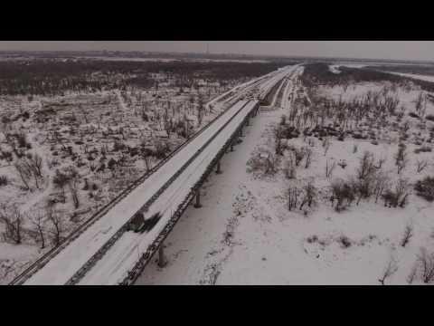 Ахтубинский мост. Часть 1