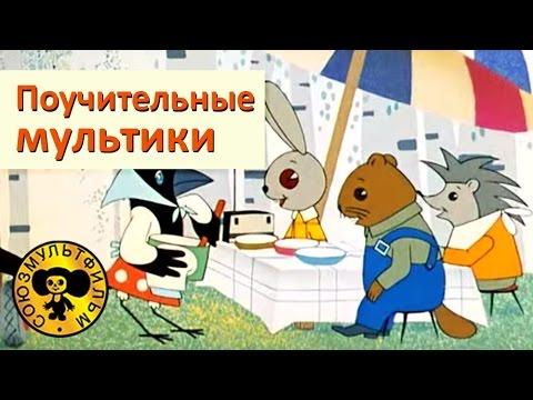 Развивайка! Большой сборник мультфильмов для малышей