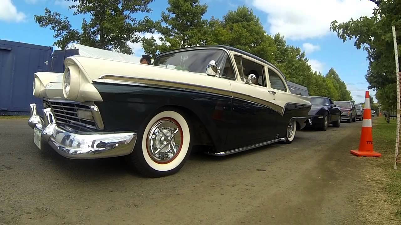2014 Kumeu Hot Rod and Classic Car Festival - YouTube