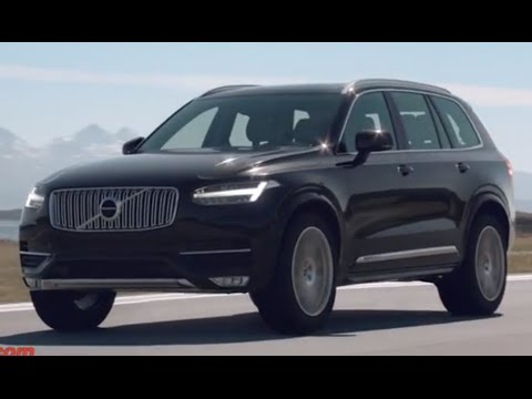 Volvo Xc90 Commercial >> New Volvo Xc 90 2015 First Video Review Commercial Carjam Tv 2014