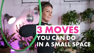 3 Hooping Moves You Can Do In a Small Space PLUS variations
