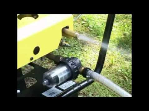 Karcher - Lavadoras de Alta Pressão - Modo Consumo