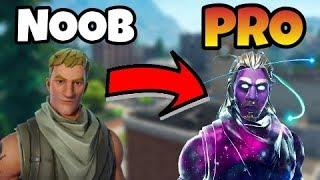 How I Became A PRO in Fortnite Mobile | Fortnite Mobile Pro Tips