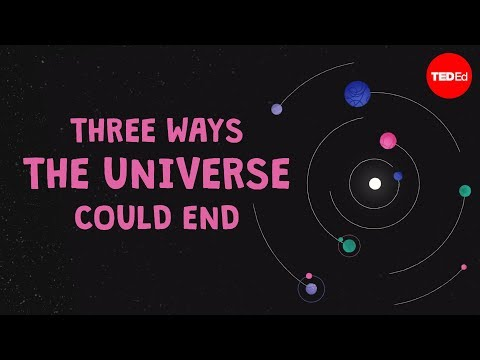 Video image: Three ways the universe could end - Venus Keus
