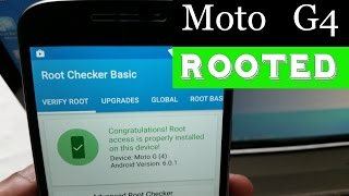 Moto G4 /G4 plus 2016 How to Root 6.0 & Install TWRP Recovery Easy Tutorial
