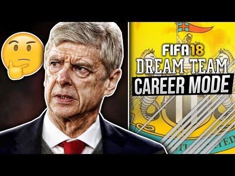 WENGER, WHAT ARE YOU DOING? | FIFA 18: Newcastle United Dream Team Career Mode - S1 E7