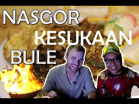 Makanan Indonesia didunikan: Nasi Goreng - Enjoyaja dan Bulekulineran di Jakarta| FVLOG #68
