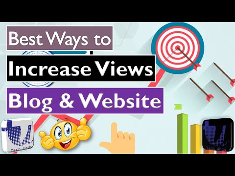 Top 5 Tips to Increase Blog or Website Posts Traffic and Ranking in Google [Hindi/Urdu]
