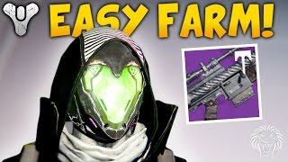 Destiny: HOW TO FARM ARCHONS FORGE! Easy Farming Method For 385+ Gear & Level Up Fast (Rise of Iron)