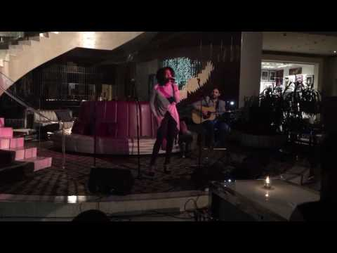 Shay SaintVictor  @ The W Hotel Hollywood
