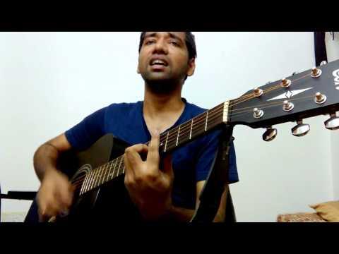 Mere Rashke Qamar Acoustic Unplugged Guitar Cover And Guitar Chords || Nusrat Fateh Ali Khan