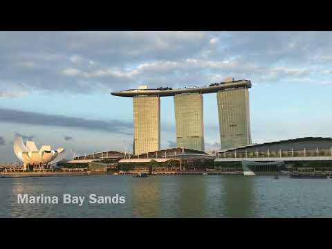 Singapore Airlines / Changi Airport / Singapore City Tour 2017