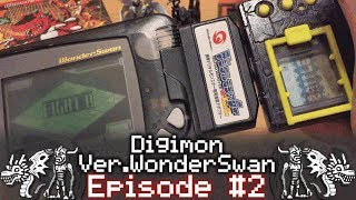 Digimon Ver. WonderSwan #2 (Digital Monṡter Version WonderSwan)
