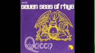 Queen - Seven Seas Of Rhye (Only Piano)