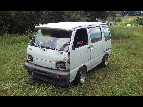 Daihatsu Hijet Micro Van