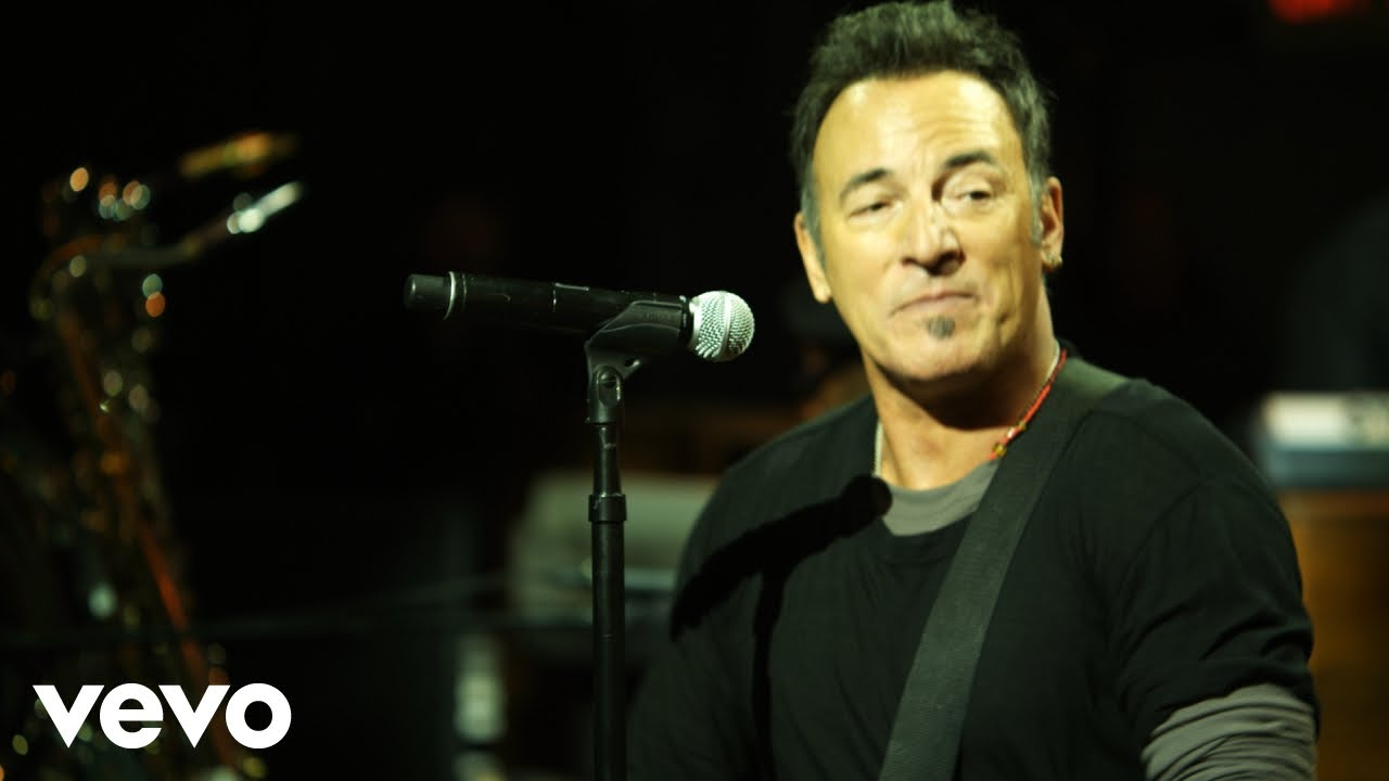 Download Bruce Springsteen - Gotta Get That Feeling (Live At The Carousel, Asbury Park, NJ - 2010)