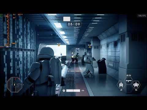 Star Wars Battlefront II Ryzen 1700 Gtx 1080 Fhd