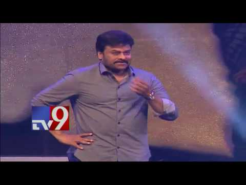 Thumbnail: Mega Star Chiranjeevi grand entry @ Khaidi No 150 Pre Release Event - TV9
