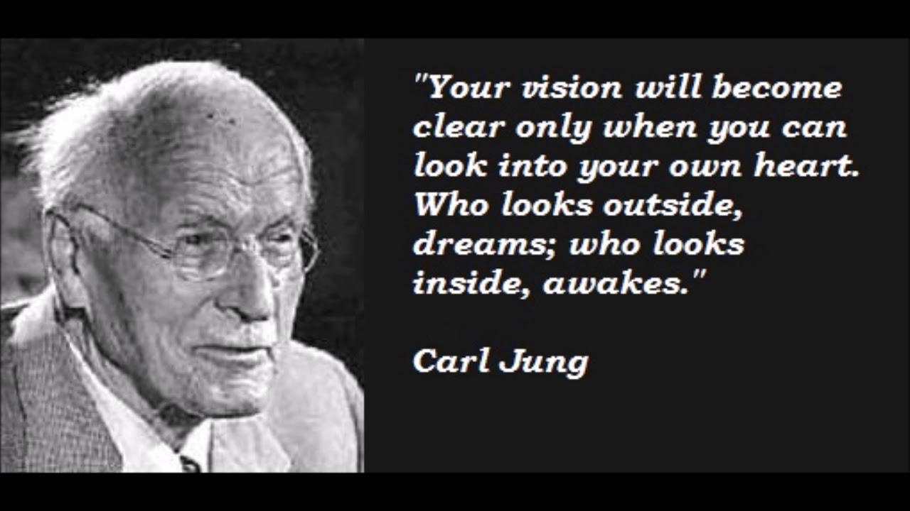 Carl Jung: The Fight With the Shadow (1946) - YouTube