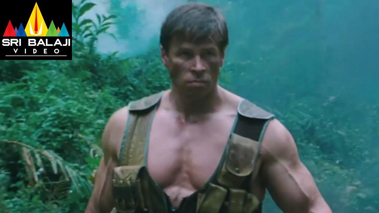 Download Ranadheera Movie Fight Scene in Forest | Jayam Ravi, Saranya Nag | Sri Balaji Video