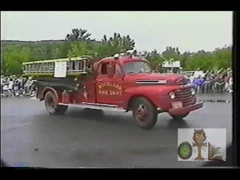 Mass City Centennial - 1999 - Ontonagon County, Michigan