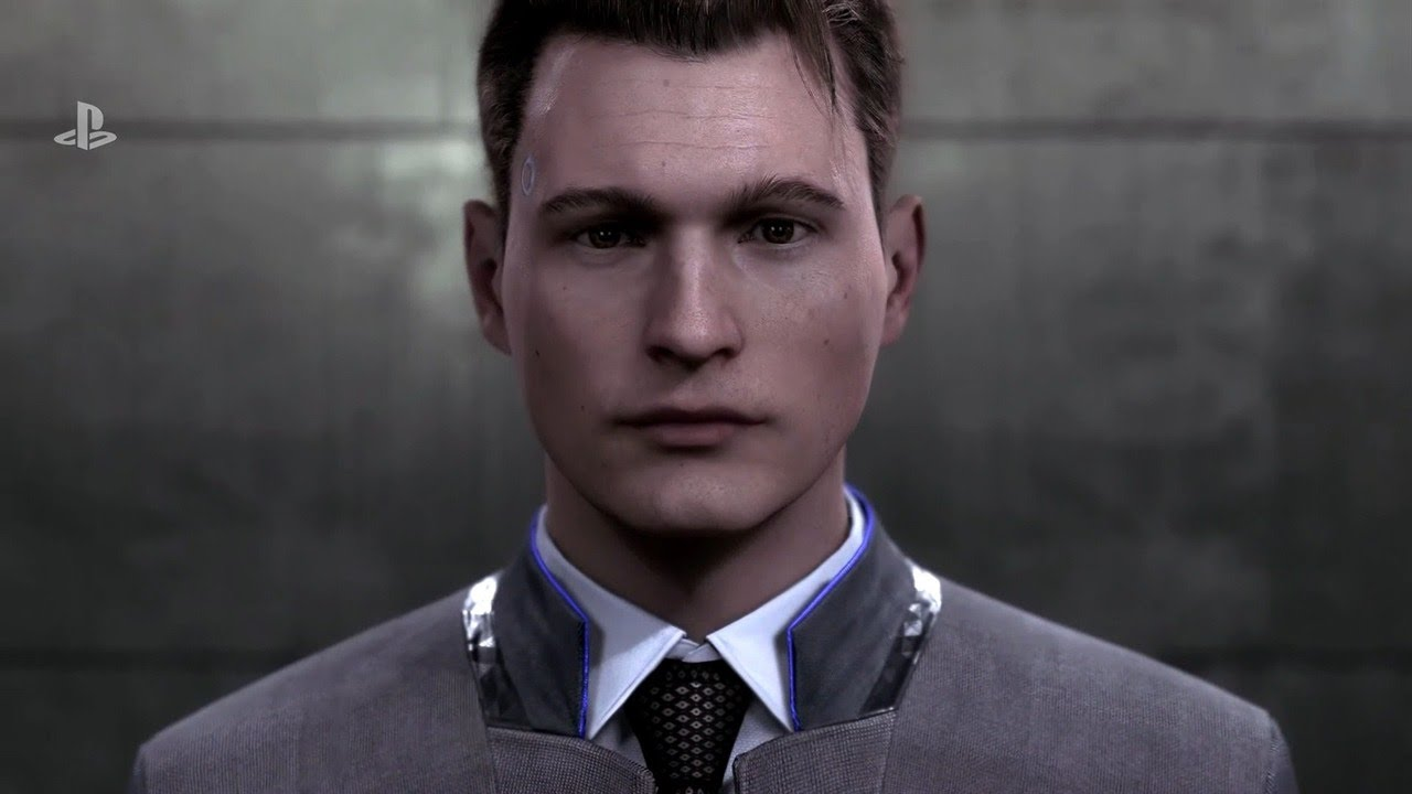Detroit: Become Human Gameplay Demo – PSX 2017