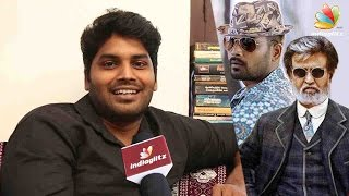 VJ Lingesh Interview on how he got casted in Kabali & Madras | Ranjith, Rajnikanth, Radhika Apte