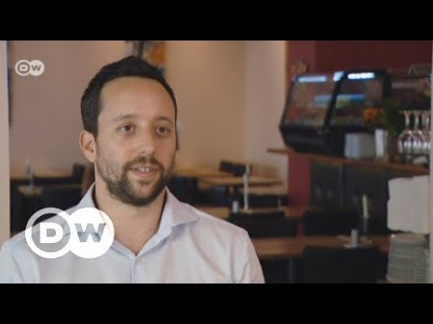 Israeli restaurant owner in Berlin fights anti-Semitism | DW English