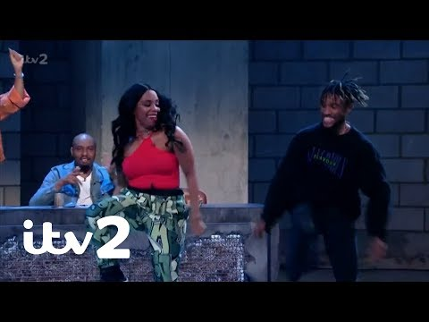 Don't Hate The Playaz   London and Paisley's Freestyle Dance Battle   ITV2