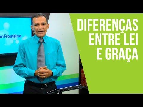Diferenças entre Lei e Graça - Pastor Pedro Cerdeira