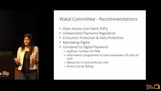 Let's Break It Down: The Watal Committee Report