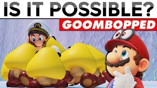 Killing 32 Goombas With 1 Continuous Jump | Is It Possible?