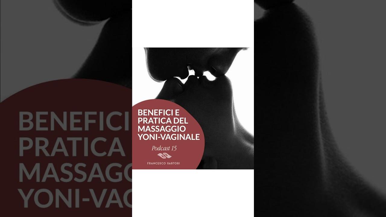 Benefici e pratica del massaggio yoni vaginale.