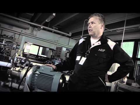 AEL Hydrauliikan koulutus