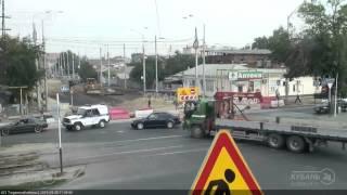 ДТП на ул Тургенева и ул Калинина 30 09 15