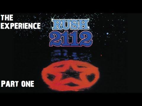 2112 Rush The Experience PART ONE full song