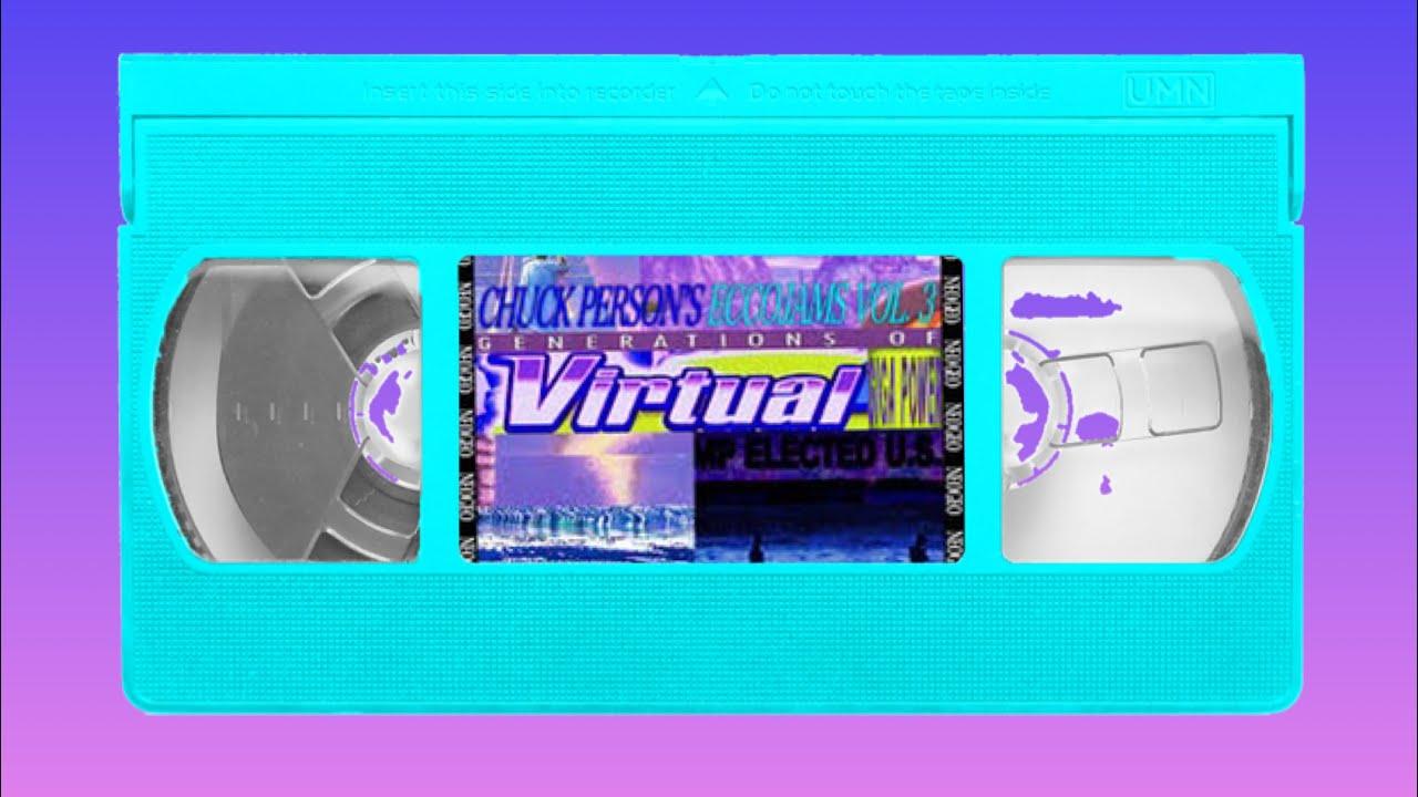 Ecco Inc. : Chuck Person's Eccojams vol.3 [FULL VISUAL ALBUM] (VHS version)