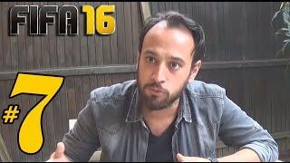FIFA 16 Kariyer #7: KAVGAM!