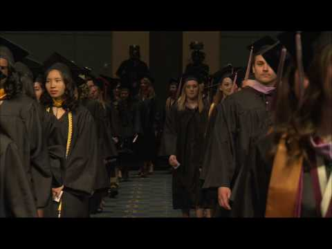2017 Philadelphia University Undergraduate Ceremony