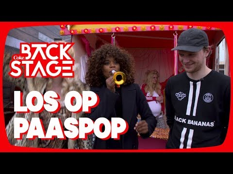 PAASPOP was AMAZING [Backstage met rapper ARES!!] – Backstage #6