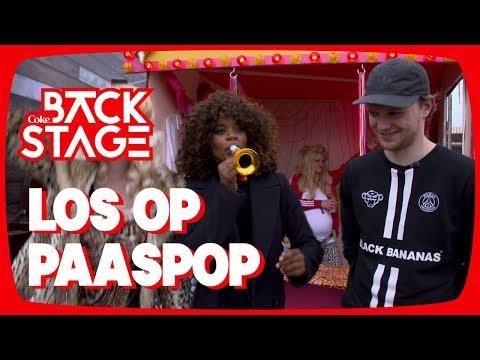 PAASPOP was AMAZING [Backstage met rapper ARES!!] – Backstage #6
