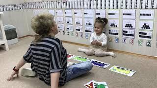 Раннее обучение. Развитие МЫШЛЕНИЯ в 2 года!!! (Юта, 2,2) ПЕРВОЕ ЗАНЯТИЕ!!!